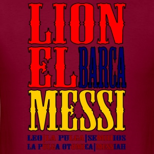 Lionel Messi - Men's T-Shirt