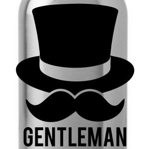 The Gentleman T-Shirts - Water Bottle