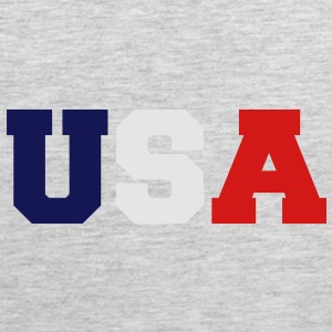 USA Women's T-Shirt - Men's Premium Tank