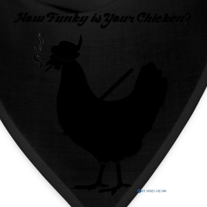 How Funky is Your Chicken? (Women's) - Bandana