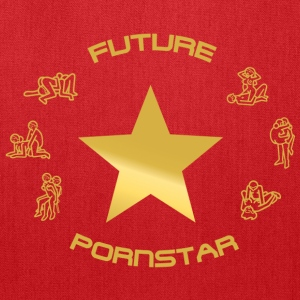 future pornstar - Tote Bag