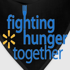 Fighting hunger hoodie. - Bandana