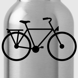 Bicycle Women's T-Shirts - Water Bottle