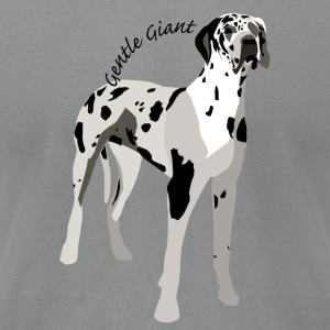 Great Dane - Men's T-Shirt by American Apparel