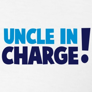 UNCLE IN CHARGE! Polo Shirts - Men's T-Shirt