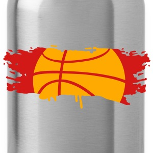 graffiti Basketball Women's T-Shirts - Water Bottle