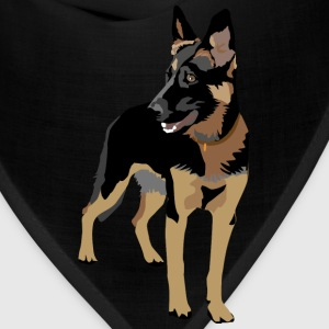 German Shepherd - Bandana