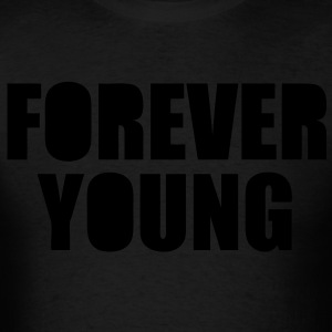 Forever Young Long Sleeve Shirts - stayflyclothing.com  - Men's T-Shirt