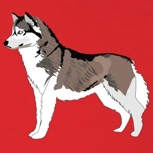 Husky - Men's T-Shirt