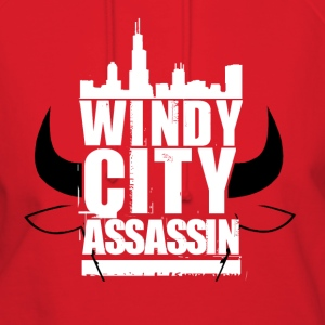 Windy City Assassin - Women's Hoodie