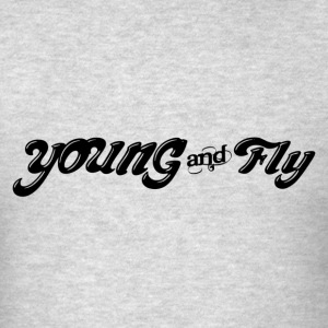 Young & Fly Long Sleeve Shirts - Men's T-Shirt