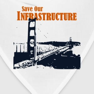 Save Our Infrastructure - Bandana