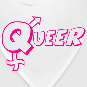 Queer T-Shirts - Bandana