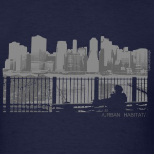 Urban Habitat - SamLoz Design - Men's T-Shirt