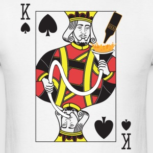 Party King Hoodies - Men's T-Shirt