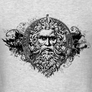 God Greek T-Shirt - Men's T-Shirt