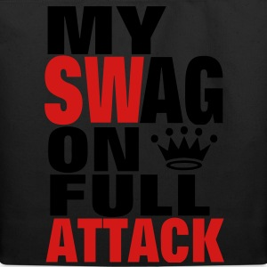 MY SWAG ON FULL ATTACK - Eco-Friendly Cotton Tote