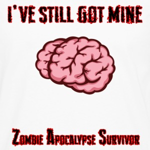 zombie apocalypse survivor - Men's Premium Long Sleeve T-Shirt