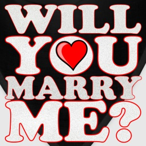 will you marry me - Bandana