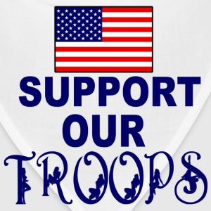 support troops - Bandana