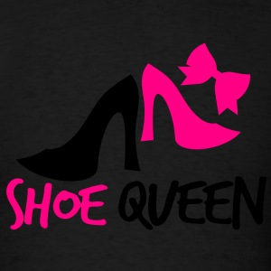 shoe queen shoes with bow Long Sleeve Shirts - Men's T-Shirt