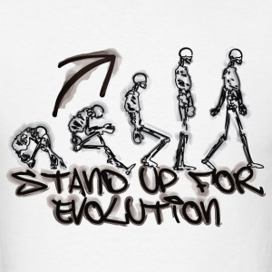 EVOLUTION - Men's T-Shirt