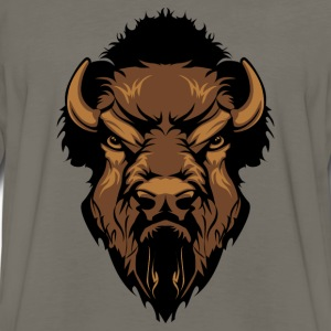 American Buffalo - Men's Premium Long Sleeve T-Shirt
