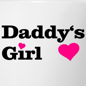 Daddy's Girl I Love Dad daddy i heart Women's T-Shirts - Coffee/Tea Mug
