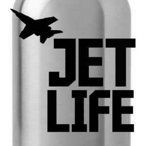Jet Life Crewneck - Water Bottle
