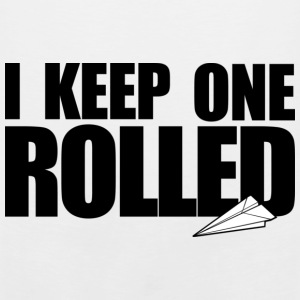 Keep One Rolled Women's Tee - Men's Premium Tank