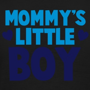 MOMMY's LITTLE bOY Long Sleeve Shirts - Men's Premium T-Shirt