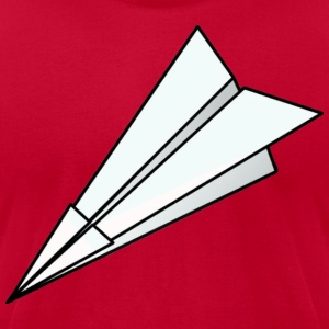 Paper Planes Hoodie - Men's T-Shirt by American Apparel