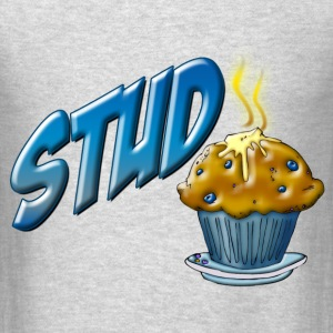 stud_muffin Long Sleeve Shirts - Men's T-Shirt