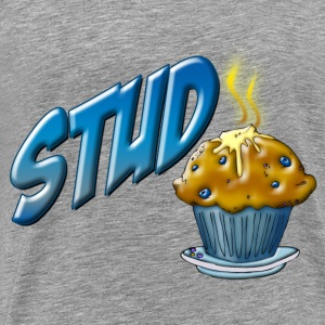 stud_muffin Long Sleeve Shirts - Men's Premium T-Shirt