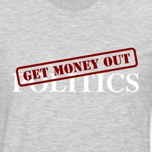 Get Money Out - Men's Premium Long Sleeve T-Shirt