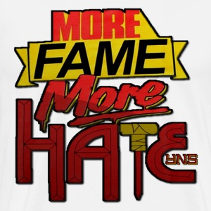 MORE FAME Hoodies - Men's Premium T-Shirt