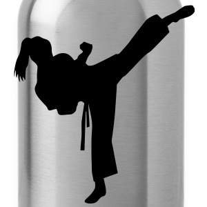 Karate T-shirt - Water Bottle