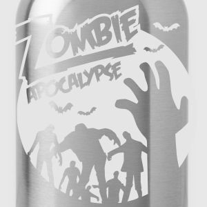 Zombie Apocalypse Hoodies - Water Bottle