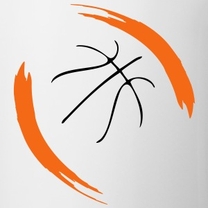 basketball cool design T-Shirts - Coffee/Tea Mug