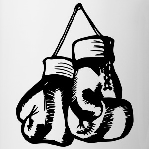Boxing Gloves / Boxing Vector Design Women's T-Shirts - Coffee/Tea Mug