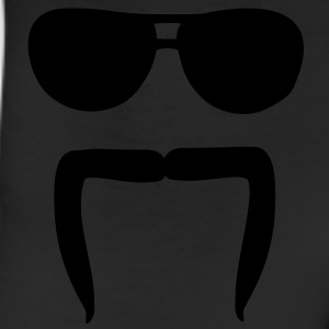 Mustache sunglasses T-Shirts - Leggings