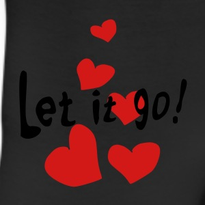Let it go Men's Tri-Blend Vintage T-Shirt by American Apparel - Leggings
