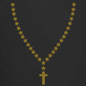 stars_necklace_jesus_ Polo Shirts - Trucker Cap