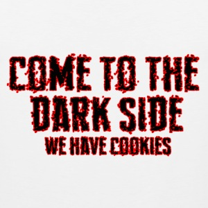 come to the dark side - Men's Premium Tank