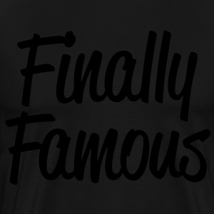 Finally Famous Long Sleeve Shirts - stayflyclothing.com  - Men's Premium T-Shirt
