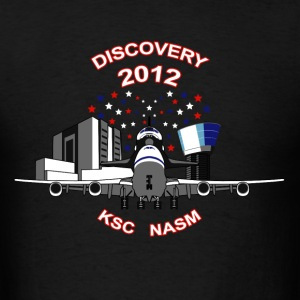 Discovery Commemoration Hoodies - Men's T-Shirt