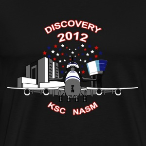 Discovery Commemoration Hoodies - Men's Premium T-Shirt