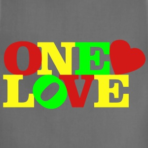 One Love T-Shirts - Adjustable Apron