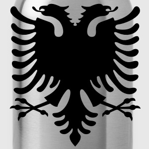 Albania T-Shirt - Water Bottle