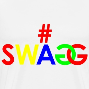 Great Swagg Hoodies - Men's Premium T-Shirt